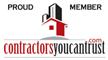 PROUD MEMBER of Contractors You Can Trust